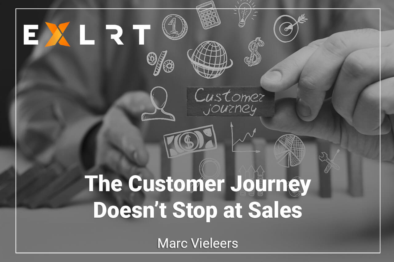 The Customer Journey Doesn't Stop at Sales: Converging Web and Tech Content Improves the Customer Experience